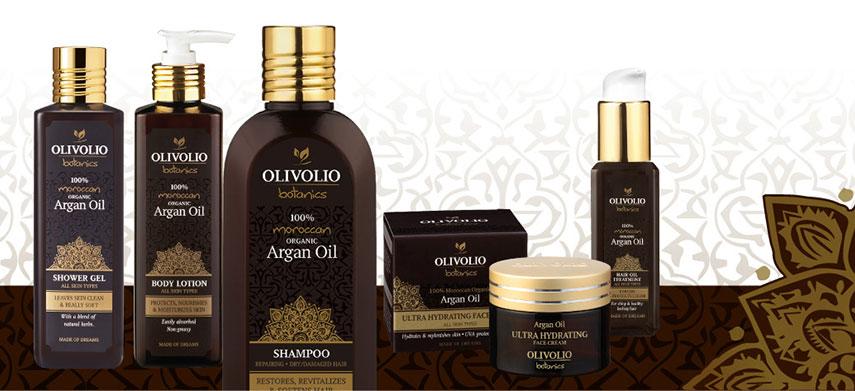 Ulei de Argan Marocan 100% Organic